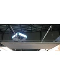 Бестеневой светодиодный светильник ДСО 384-02