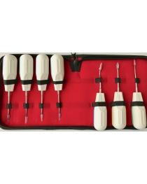 Элеваторы стоматологические Набор