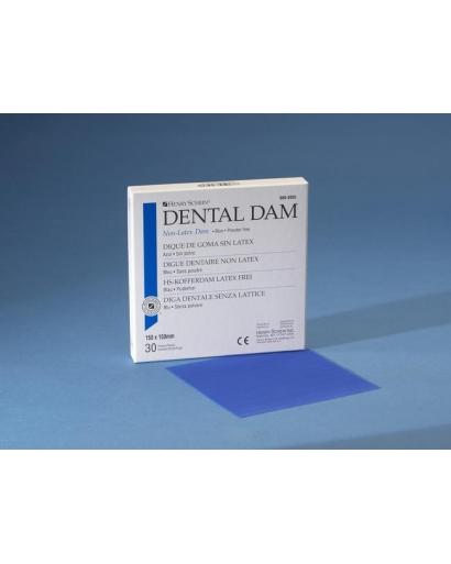 Henry Schein Kofferdam, Dental Dam