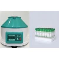 Лабораторная центрифуга и 50 пробирок натрий гепарин+гель