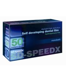 Самопроявляющаяся рентгенпленка  SD-Speedx 50 шт